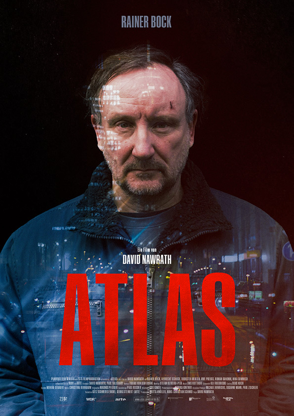 ATLAS – premieres at HOFER FILMTAGE 2018!