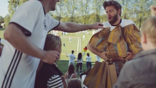 Mc Donalds: The big game - Dir: Johannes Grebert