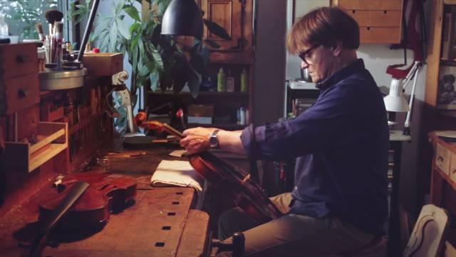 Made in Salzburg - Violine Maker (Trailer)