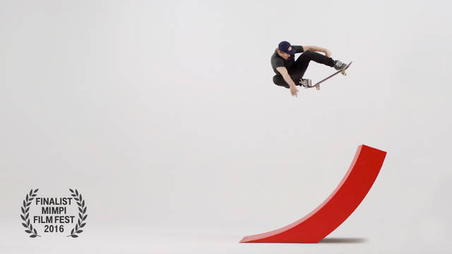 "Red Bull ""Go Skateboarding"""