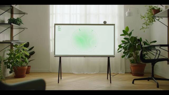 Samsung - The Serif (DoP: Matthias Helldoppler)