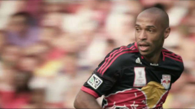 1:1 - Thierry Henry